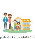 家庭【簡約人物系列】 24402213
