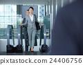 女性 自動扶梯 商界女性 24406756