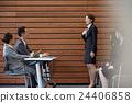 求職面試形象 24406858