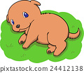 doggy, puppy, vectors 24412138