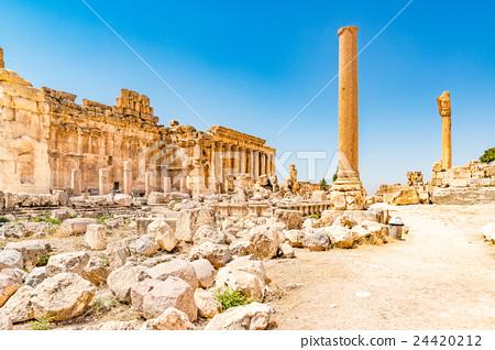 世界遗产巴勒贝克(黎巴嫩,贝卡高原) 24420212