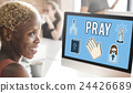 Pray Faith Prayer Praying Religion Spiritual God Concept 24426689