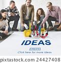 Ideas Craft Tools Equipment Work Concept 24427408
