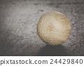 dirty used baseball  24429840