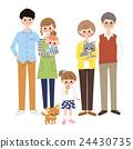 家庭 家族 家人 24430735