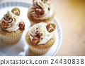 紙杯蛋糕 果脯 小吃 24430838