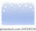 雪水晶冬天图像 24439539