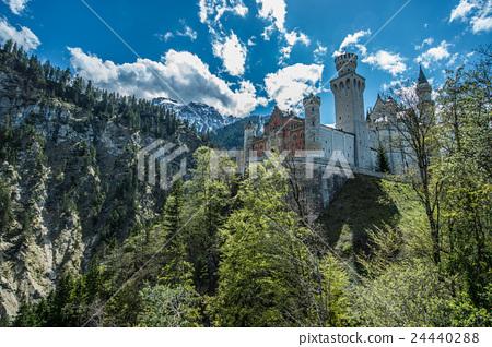 新天鵝堡 白鳥城堡 城堡 24440288