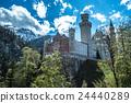 新天鵝堡 白鳥城堡 城堡 24440289