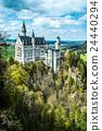 新天鵝堡 白鳥城堡 城堡 24440294