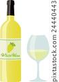 white, wine, wein 24440443