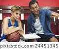 basketball, coach, coaching 24451345