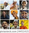diverse, ethnicity, faces 24451415