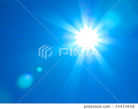 Stock Photo: sun, ultraviolet rays, daylight