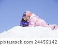 เล่นหิมะ,ความเป็นพ่อแม่,คน 24459142