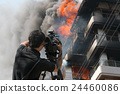 Journalist Video Compression fire brigade 24460086