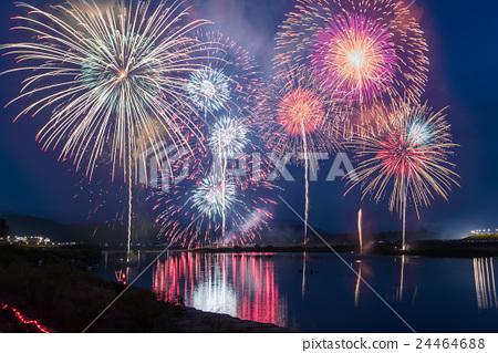 firework, fireworks, star mine fireworks 24464688
