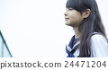 女子初中肖像 24471204