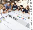 connection, internet, online 24483807