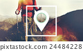 Location Destination Navigation Pointer Concept 24484228