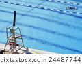 monitor, board, pool 24487744