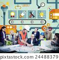 自动化 工业 机器 24488379