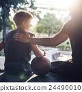 athlete, basketball, coach 24490010
