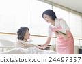 A young caregiver 24497357