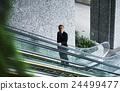 肖像 自動扶梯 僱員 24499477