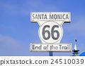 route 66, santa monica, santa monica pier 24510039