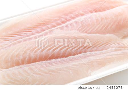 흰살 생선 필레 (바사) 24510754