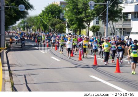 마라톤 대회 (노망 표현) 24510769