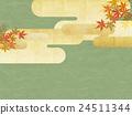 日式 紅葉 黃葉 24511344