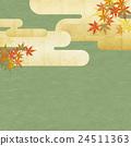 日式 紅葉 黃葉 24511363