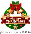 聖誕節 聖誕花環 活動 24524540