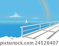 游艇 海洋 海 24526407