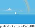 遊艇 海 大海 24526408