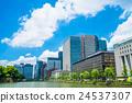 建筑 建筑群 办公楼 24537307