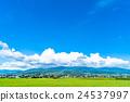 blue sky, cumulonimbus cloud, Thunderhead 24537997