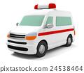 救护车 汽车 车 24538464