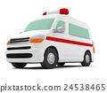 救护车 汽车 车 24538465