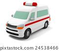 救护车 汽车 车 24538466