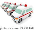 救护车 特种车辆 应急车辆 24538468