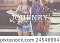 Explorer Journey Explore Leisure Concept 24546904