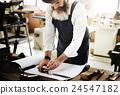 Handyman Occupation Craftsmanship Carpentry Concept 24547182
