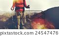 Banner Ribbon Copy Space Symbol Concept 24547476