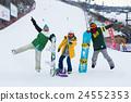 冬季運動 冬 冬天 24552353