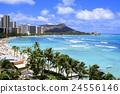 하와이 와이키키 비치 24556146