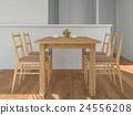 进餐 吃饭 餐厅 24556208