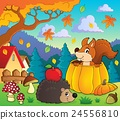 Autumn nature theme image 1 24556810